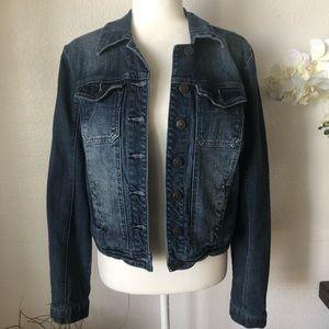 American Rag Crop Jean Jacket